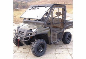 Full Hard Cab Enclosure by Hard Cabs - 2009-14 Full Size Polaris Ranger XP 800