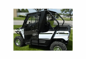 Full Hard Cab Enclosure by Hard Cabs - 2013-19 Kawasaki Teryx 800