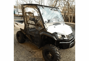 Full Hard Cab Enclosure by Hard Cabs - Honda Pioneer 1000