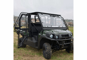 Full Hard Cab Enclosure by Hard Cabs - Kawasaki Mule Pro-FX | DX