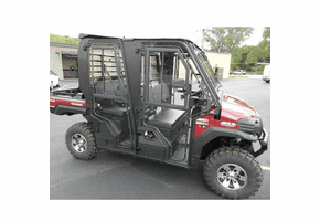 Full Hard Cab Enclosure by Hard Cabs - Kawasaki Mule Pro-FXT | DXT
