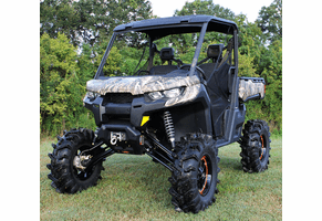 High Lifter 9 Inch Big Lift Kit w| DHT XL Axles - Can Am Defender