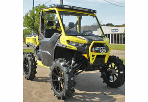High Lifter 9 Inch Big Lift Kit w| RCV Axles - Can Am Defender