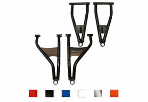 High Lifter Max Clearance Front Forward Upper and Lower Control Arms - 2013-19 Full Size Polaris Ranger w| Pro-Fit Cage