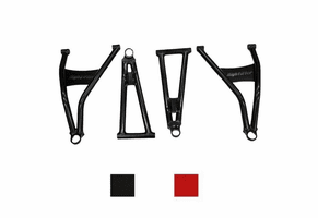 High Lifter Max Clearance Front Forward Upper and Lower Control Arms - Honda Pioneer 1000