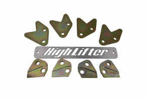 High Lifter Signature Series 2 Inch Lift Kit - 2011-20 Can Am Commander