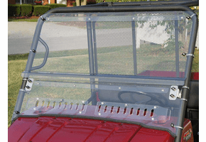 Falcon Ridge Aero-Vent Folding Front Windshield - Kawasaki Mule 4000 | 4010