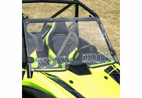 Falcon Ridge Aero-Vent Front Lexan Windshield - Honda Talon 1000