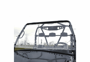 Falcon Ridge Aero-Vent Front Windshield - 2012-14 Arctic Cat Prowler w| Round Bars