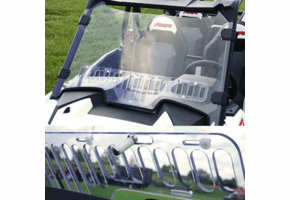 Falcon Ridge Aero-Vent Front Windshield - 2019-20 Polaris RZR XP 1000 | XP Turbo