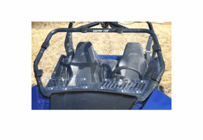 Falcon Ridge Aero-Vent Front Windshield - Arctic Cat Wildcat Trail | Sport