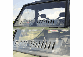 Falcon Ridge Aero-Vent Front Windshield - Can Am Defender