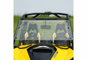 Falcon Ridge Aero-Vent Front Windshield - Can Am Maverick