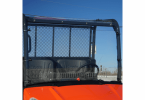 Falcon Ridge Aero-Vent Front Windshield - Kubota RTV XG850 Sidekick