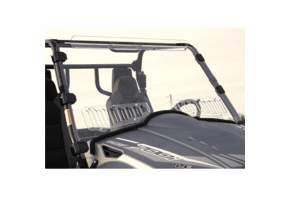 Falcon Ridge Aero-Vent Front Windshield - Kymco UXV 450 | 500 | 700
