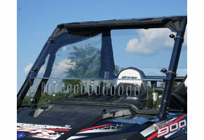Falcon Ridge Aero-Vent Front Windshield - Polaris RZR XP 1000 | XP Turbo | S 1000 | 900 | S 900