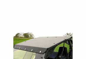 Falcon Ridge Aluminum Diamond Plate Top - Can Am Maverick