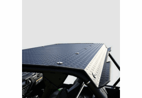 Falcon Ridge Black Aluminum Diamond Plate Top - Kawasaki Teryx 800