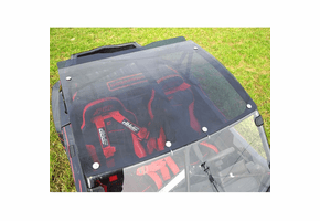 Falcon Ridge Dark Tinted Polycarbonate Hard Top - Arctic Cat Wildcat XX