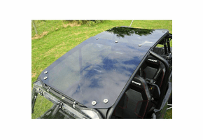 Falcon Ridge Dark Tinted Polycarbonate Hard Top - Polaris RZR XP 4 Turbo S