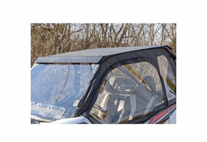 Falcon Ridge Diamond Plate Hard Top - Kawasaki Teryx KRX 1000