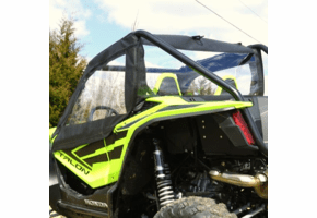 Falcon Ridge Doors and Rear Window - Honda Talon 1000