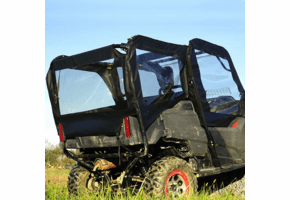 Falcon Ridge Doors, Middle and Rear Window - Honda Pioneer 700 4