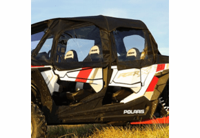 Falcon Ridge Doors, Rear Window and Top |No Windshield| - 2014-18 Polaris RZR XP 4 1000 | XP 4 Turbo