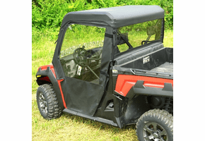 Falcon Ridge Doors, Rear Window and Top |No Windshield| - Arctic Cat Prowler Pro
