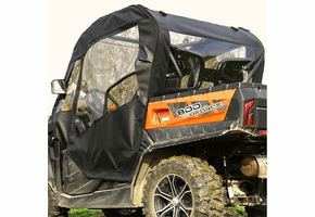 Falcon Ridge Doors, Rear Window and Top | No Windshield | - CF Moto UForce 500 | 800