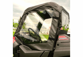 Falcon Ridge Doors, Rear Window and Top |No Windshield| - Honda Pioneer 700