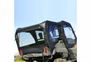 Falcon Ridge Doors, Rear Window and Top |No Windshield| - Honda Pioneer 700 4