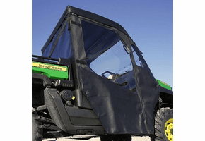 Falcon Ridge Doors, Rear Window and Top |No Windshield| - John Deere Gator