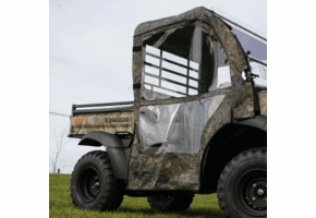 Falcon Ridge Doors, Rear Window and Top |No Windshield| - Kawasaki Mule SX
