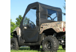 Falcon Ridge Doors, Rear Window and Top |No Windshield| - Kawasaki Teryx 750