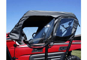 Falcon Ridge Doors, Rear Window and Top |No Windshield| - Kawasaki Teryx4