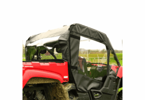 Falcon Ridge Doors, Rear Window and Top |No Windshield| - Yamaha Viking 700