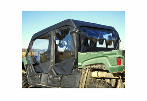 Falcon Ridge Doors, Rear Window and Top |No Windshield| - Yamaha Viking VI