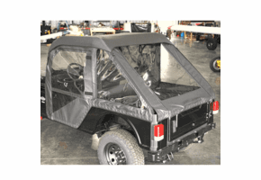 Falcon Ridge Doors, Rear Window, Top and Cargo Cover - Mahindra ROXOR
