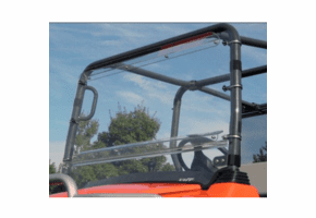 Falcon Ridge Folding Front Windshield - Kubota RTV 900 | 1140