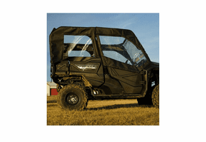 Falcon Ridge Front and Rear Upper Doors w| Middle Window - Honda Pioneer 1000-5