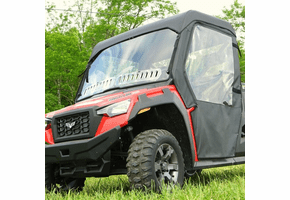Falcon Ridge Full Cab Enclosure w| Aero-Vent Windshield - Arctic Cat Prowler Pro
