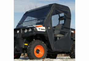 Falcon Ridge Full Cab Enclosure w| Aero-Vent Windshield - Bobcat 2200 | 3400