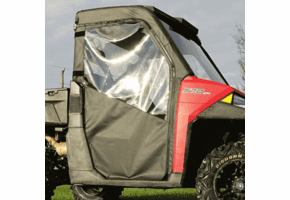 Falcon Ridge Full Cab Enclosure w| Aero-Vent Windshield - Bobcat 3400