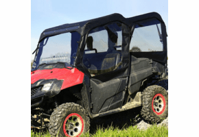 Falcon Ridge Full Cab Enclosure w| Aero-Vent Windshield - Honda Pioneer 700 4