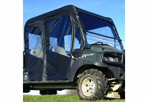 Falcon Ridge Full Cab Enclosure w| Aero-Vent Windshield - Husqvarna HUV 4421XL