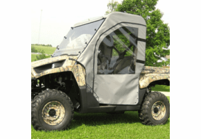 Falcon Ridge Full Cab Enclosure w| Aero-Vent Windshield - Kawasaki Teryx 750