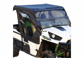 Falcon Ridge Full Cab Enclosure w| Aero-Vent Windshield - Kawasaki Teryx 800