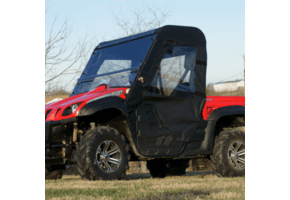 Falcon Ridge Full Cab Enclosure w| Aero-Vent Windshield - Yamaha Rhino