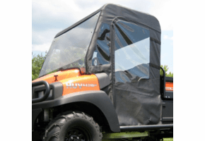 Falcon Ridge Full Cab Enclosure w| Full Windshield - Bobcat 2200
